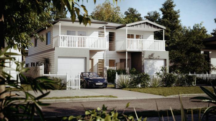 Duplex Design | Kirrawee